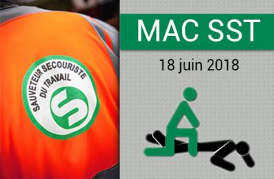 Formation MAC STT – 18 juin