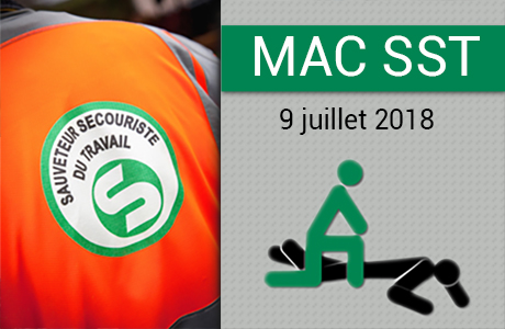 Formation MAC SST Epicure : 9 juillet