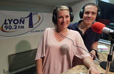 Emission de radio «SOS Parents» sur Lyon Première