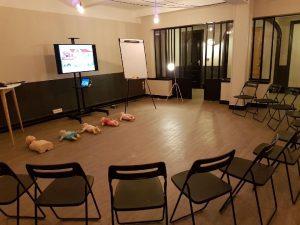 formation gestes premiers secours