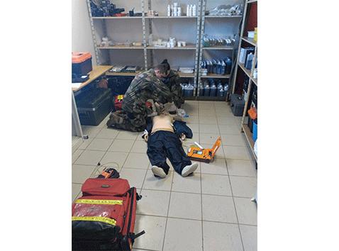 formation premiers secours sur lyon